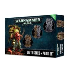 Easy to Build: Death Guard + Paint Set
