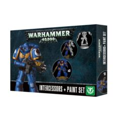 Easy to Build: Intercessors + Paint Set