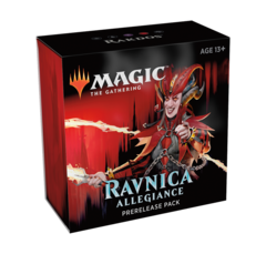 RNA Prerelease (19/01/19) @ 9 AM - Rakdos