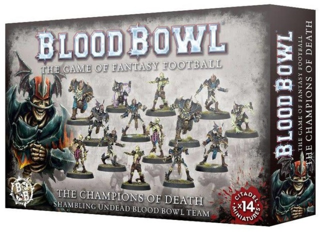 Blood Bowl: The Champions of Death Team