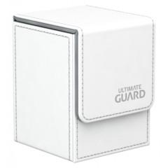 Ultimate Guard Flip Deck 100+ XenoSkin /WHITE