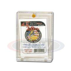 1/2 1-SCREW CARD HOLDER - 20PT
