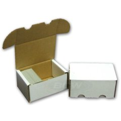 BCW 300 Count Storage Box