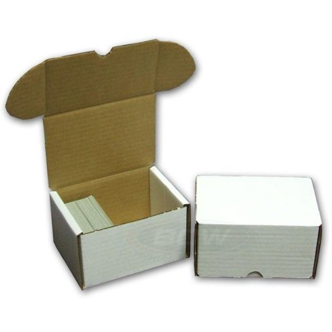 6f51d8956ea BCW 330 Count Storage Box - BCW Supplies » BCW Card Supplies » Card Storage  Boxes - Sharp Brothers Gaming