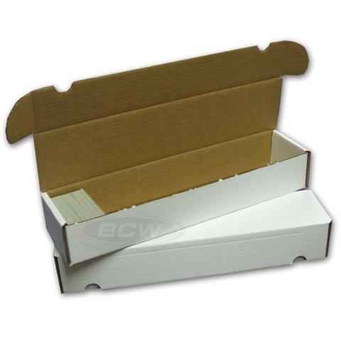 BCW 930 Count Storage Box
