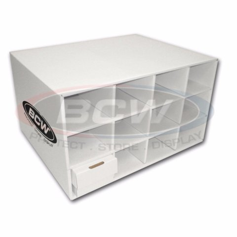 BCW Card House Storage Box - Houses 12 802 CT Boxes (Not Included)