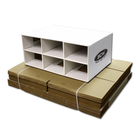 BCW SHOE BOX HOUSE - HOUSES 6 SHOE BOXES