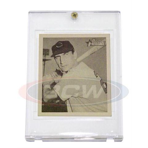 1948-1950 Bowman Card 1-Screw Holder