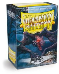 Dragon Shield: Standard Matte - BLACK