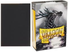 Dragon Shield Mini Japanese Size Matte Sleeves - Slate