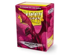 Dragon Shield: Standard Matte - MAGENTA
