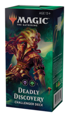 Challenger Deck/ Deadly Discovery