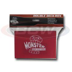 DOUBLE DECK BOX - MATTE PINK