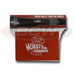 DOUBLE DECK BOX - MATTE ORANGE