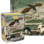 Dragon Shield: Classic Hunters In the Snow