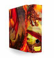 Dragon Shield Slipcase Binder- Char the Burning Tornado