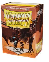 Dragon Shield: Standard Matte - COPPER
