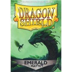 Dragon Shield: Standard Matte - EMERALD