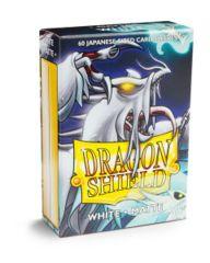 Dragon Shield Mini Japanese SizeMatte Sleeves - White