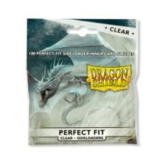 Dragon Shield Standard Inner Sleeves Sideloaders- Clear