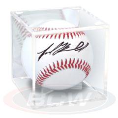 Baseball Holder - Grandstand WITH Mirror Back