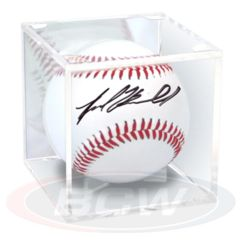 Baseball Holder - Grandstand - UV Protection WITH Mirror Back