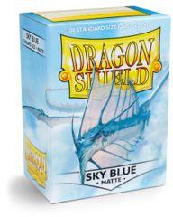 Dragon Shield Standard Sleeves Matte - Sky Blue