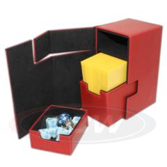 BCW Gaming DECK LOCKER - LX - RED