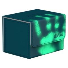 Ultimate Guard Sidewinder ChromiaSkin100+ /PETROL