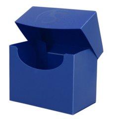 BCW Gaming DECK CASE - SIDE LOAD (80) - BLUE