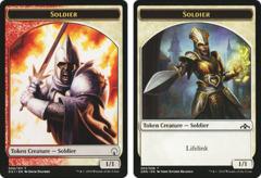 (W) Soldier // (RW) Soldier Token