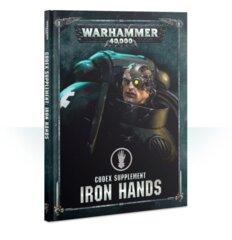 Codex Supplement: Iron Hands