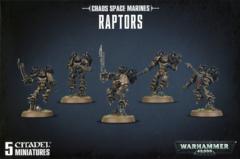 Chaos Space Marines: Raptors