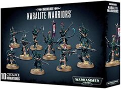 Drukhari: Kabalite Warriors