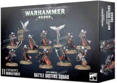 Adepta Sororitas: Battle Sisters Squad