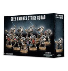 Grey Knights: Strike Squad