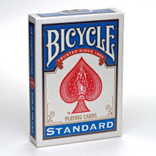 Bicycle Standard Playing Cards: Blue