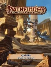 Pathfinder Campaign Setting: Qadiri, Jewel of the East