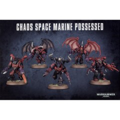 Chaos Space Marines: Possessed