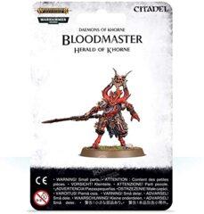 Daemons of Khorne: Bloodmaster