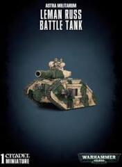 Astra Militarum: Leman Russ Battle Tank