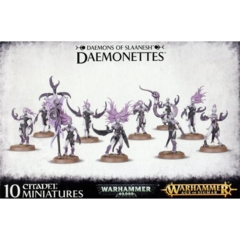 Daemons of Slaanesh: Daemonettes