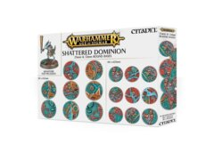 Shattered Dominion 25mm & 32mm Round Bases