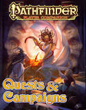 Pathfinder Player Companion: Quests & Campaigns