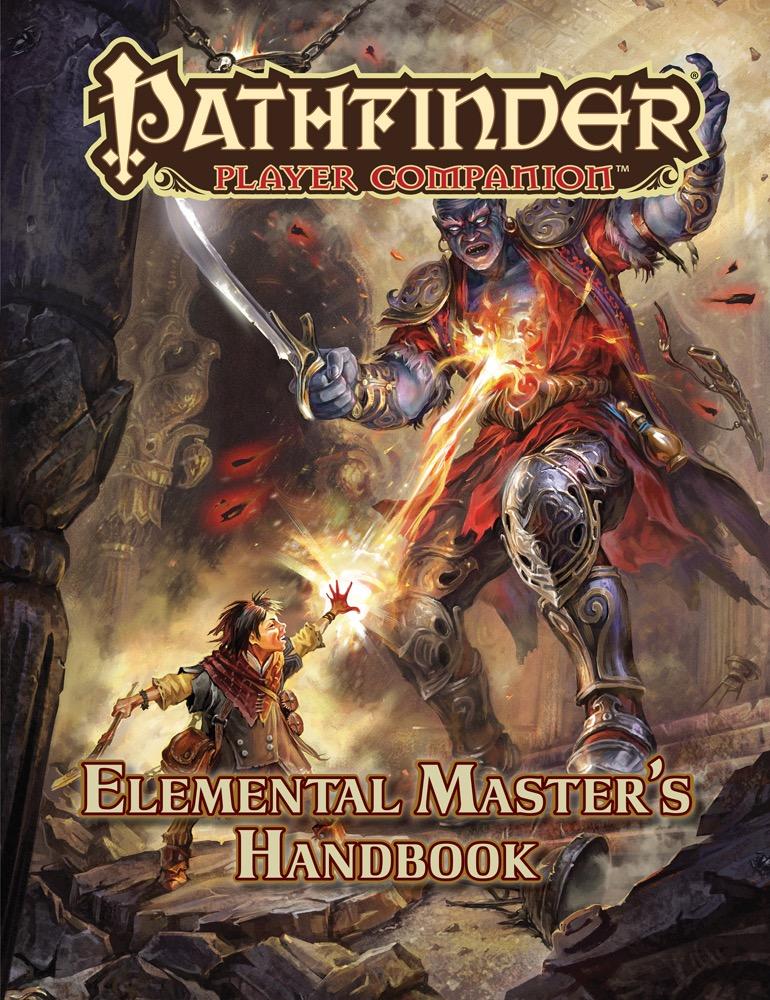 Pathfinder Player Companion: Elemental Masters Handbook