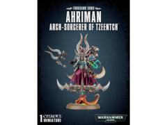 Thousand Sons: Ahriman, Arch-Sorcerer of Tzeentch