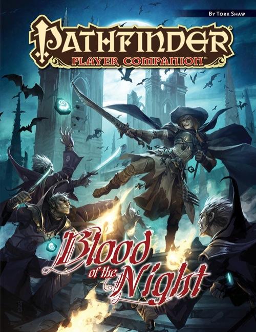 Pathfinder Player Companion: Blood of the Night