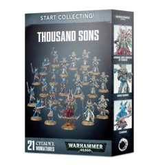 Start Collecting: Thousand Sons