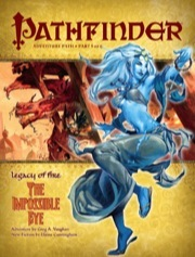 Pathfinder 23 Legacy of Fire: The Impossible Eye