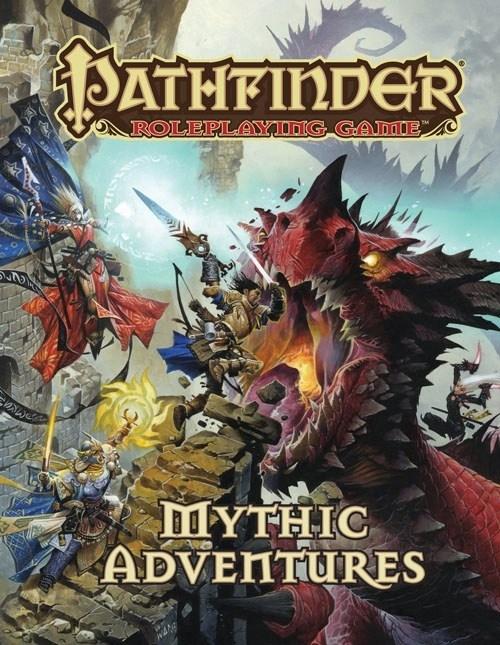Pathfinder: Mythic Adventures